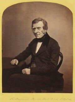 Sir Benjamin Collins Brodie, 1st Bt, by Maull & Polyblank - NPG P353
