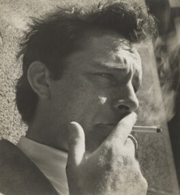 Richard Burton, by Daniel Farson, 1953 - NPG  - © National Portrait Gallery, London