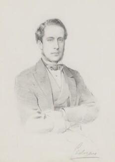 George Henry Cadogan, 5th Earl Cadogan, by Frederick Sargent - NPG 5602
