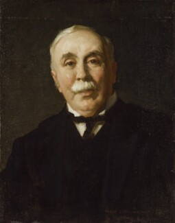 Sir Henry Campbell-Bannerman, by Harold Speed - NPG 5777