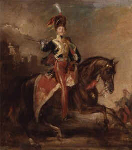 James Thomas Brudenell, 7th Earl of Cardigan, by Sir Francis Grant, circa 1841 - NPG 5369 - © National Portrait Gallery, London