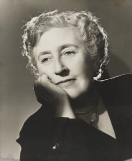 Agatha Christie, by Angus McBean - NPG P294