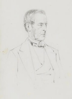 Thomas Fortescue, 1st Baron Clermont, by Frederick Sargent - NPG 5634