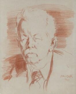 John Robert ('J.R.') Clynes, by Ivan Opffer - NPG 5439
