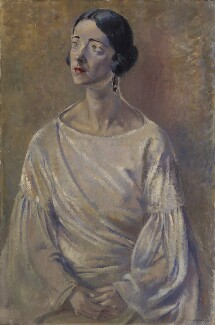 Harriet Cohen, by Clara Klinghoffer, 1925 - NPG  - © National Portrait Gallery, London