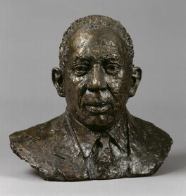Learie Constantine, by Karin Jonzen - NPG 6015