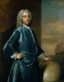 James Cornewall, by Unknown artist, 1730s - NPG 5323 - © National Portrait Gallery, London
