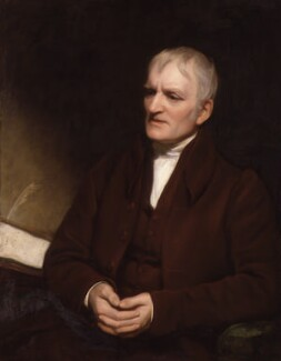 John Dalton, by Thomas Phillips, 1835 - NPG 5963 - © National Portrait Gallery, London