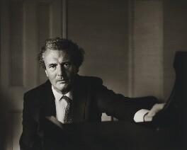 Sir Colin Rex Davis, by Don McCullin - NPG P233