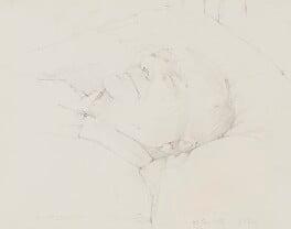 Walter de la Mare, by Patrick George, 1956 - NPG 5980 - © National Portrait Gallery, London