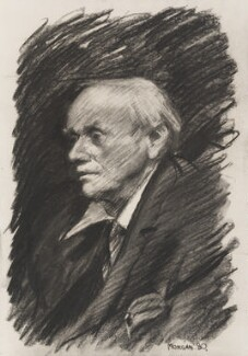 Paul Adrien Maurice Dirac, by Howard James Morgan - NPG 5370