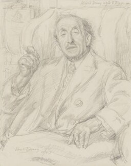 Alfred Drury, by Paul Drury - NPG 5458