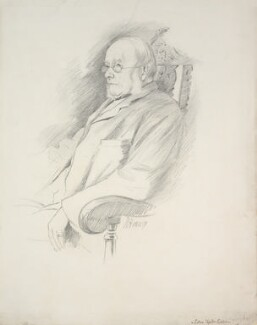 Eden Upton Eddis, by Walker Hodgson - NPG 5896