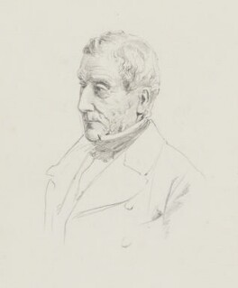 Henry Howard, 2nd Earl of Effingham, by Frederick Sargent - NPG 5645