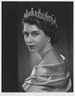 Queen Elizabeth II, by Yousuf Karsh - NPG P337