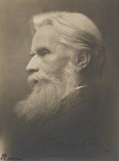 Henry Havelock Ellis, by E.O. Hoppé - NPG P240