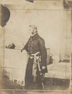 James Bucknall Estcourt, by Roger Fenton - NPG P141