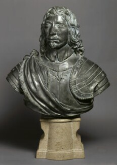 Thomas Fairfax, 3rd Lord Fairfax of Cameron, by Unknown artist, circa 1650 - NPG 5284 - © National Portrait Gallery, London
