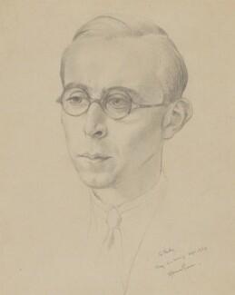 Eric William Fenby, by Sir James Gunn - NPG 5534