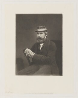 Roger Fenton, by Hugh Welch Diamond - NPG P226