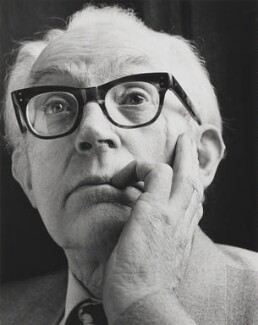 Michael Foot, by Norman Parkinson - NPG P174