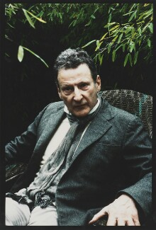 Lucian Freud, by Bruce Bernard - NPG P422
