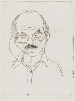 Terry Frost, by Terry Frost - NPG 6550