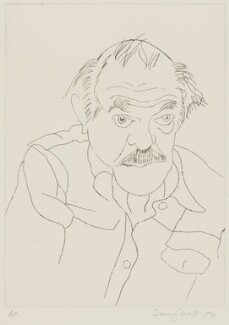 Terry Frost, by Terry Frost - NPG 6551