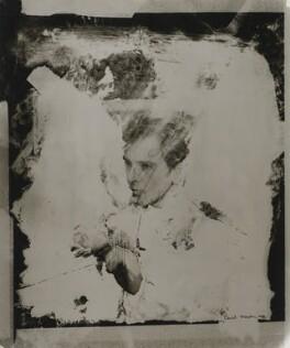 Peter Gabriel, by David Hiscock - NPG P857