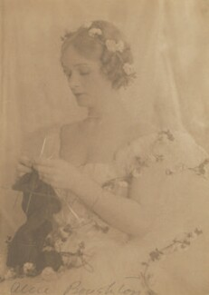 Dame Adeline Genée, by Alice Boughton - NPG P206