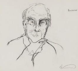 Roberto Gerhard, by Yolanda Sonnabend - NPG 5570