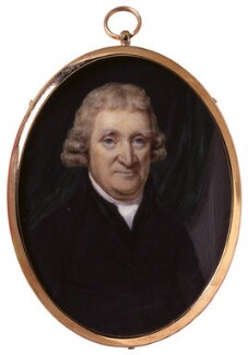 Thomas Gilbert, by Unknown artist - NPG 6070