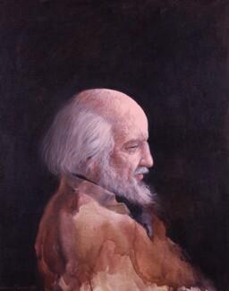 William Golding, by Adrian George - NPG 5922
