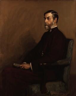 Charles Gore, by Sir John Lavery, 1905 - NPG 5526 - © National Portrait Gallery, London