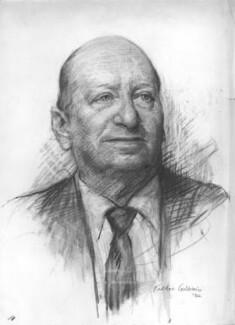 Lew Grade, Baron Grade, by Fredric Goldstein - NPG 5908