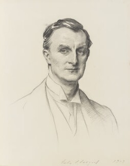 Edward Grey, 1st Viscount Grey of Fallodon, by John Singer Sargent - NPG 5525