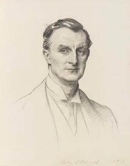 Edward Grey, 1st Viscount Grey of Fallodon, by John Singer Sargent, 1913 - NPG 5525 - © National Portrait Gallery, London
