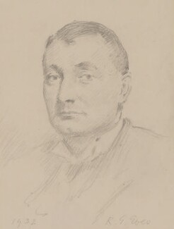 Sir Henry Hake, by Reginald Grenville Eves - NPG 5510