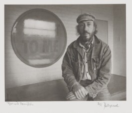 Richard Hamilton, by John Hedgecoe - NPG P159
