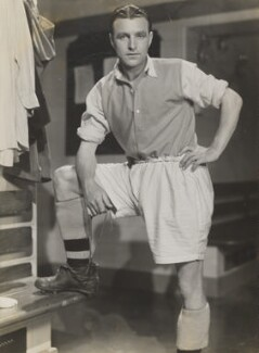 Eddie Hapgood, by Fred Daniels - NPG P385