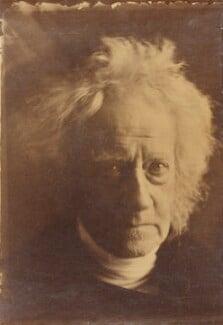 Sir John Frederick William Herschel, 1st Bt, by Julia Margaret Cameron, 1867 - NPG P201 - © National Portrait Gallery, London
