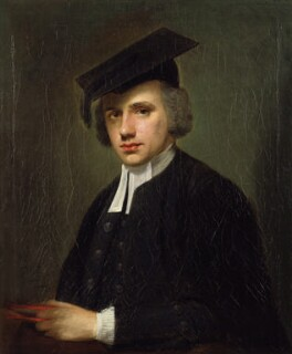 John Hinchliffe, by Nathaniel Hone - NPG 5563