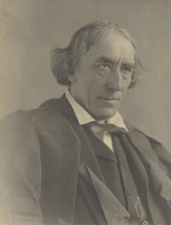 Sir Henry Irving, by Eveleen Myers (née Tennant) - NPG P143