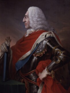Prince James Francis Edward Stuart, by Louis Gabriel Blanchet, 1741 - NPG 5573 - © National Portrait Gallery, London