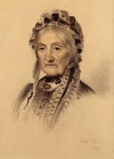 Frances Gertrude James (née Bodenham), by Alessandro Ossani - NPG 5586a
