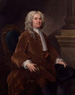 William Jones, by William Hogarth, 1740 - NPG 5734 - © National Portrait Gallery, London