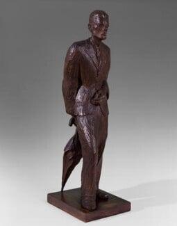 James Joyce, by Renée Mendel, 1934 - NPG 5883 - Photograph © National Portrait Gallery, London