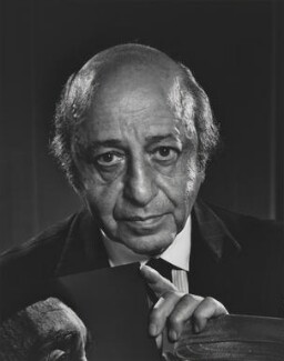 Yousuf Karsh, by Yousuf Karsh, 1976 - NPG  - © Karsh / Camera Press