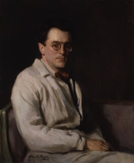 Sir Gerald Kelly, by Sir Oswald Birley, 1920 - NPG 5346 - © National Portrait Gallery, London