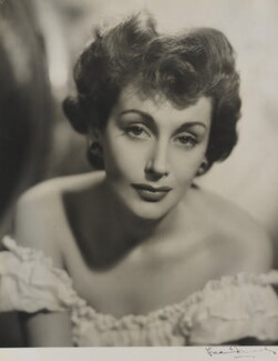 Kay Kendall, by Fred Daniels - NPG P387